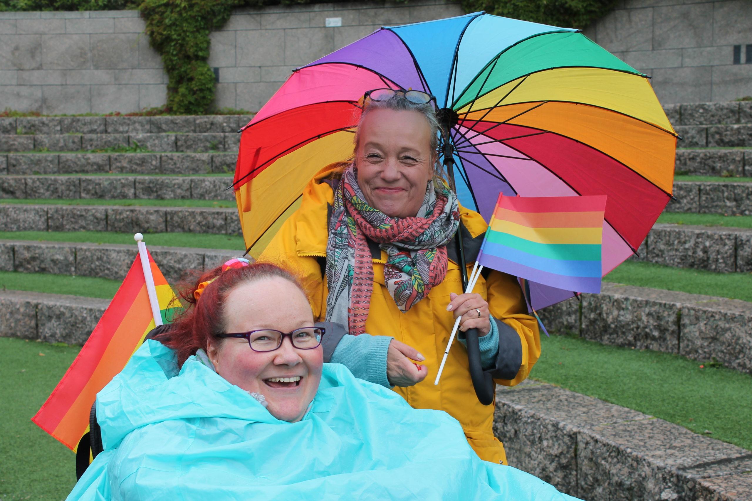 Raila Riikonen Pride 2020