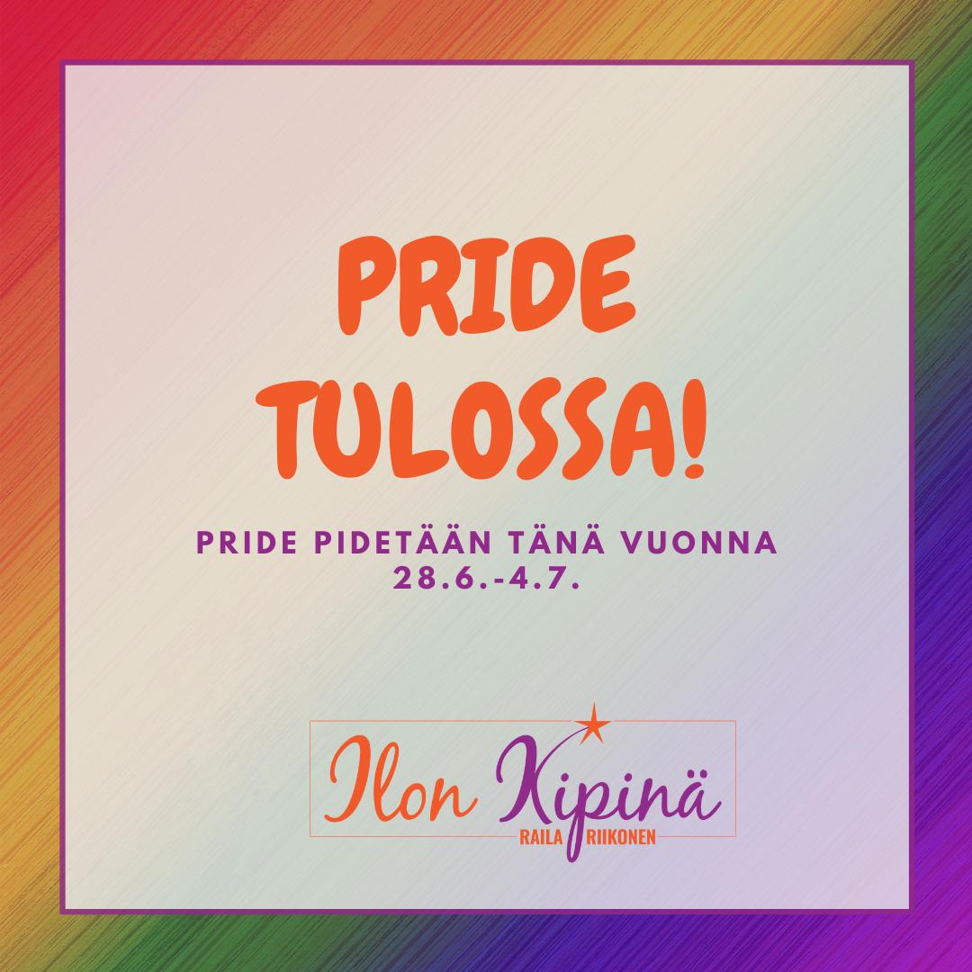 Raila Riikonen Pride
